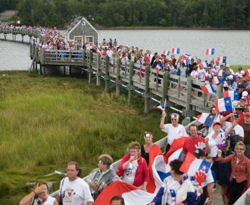August 15th – National Acadian Day